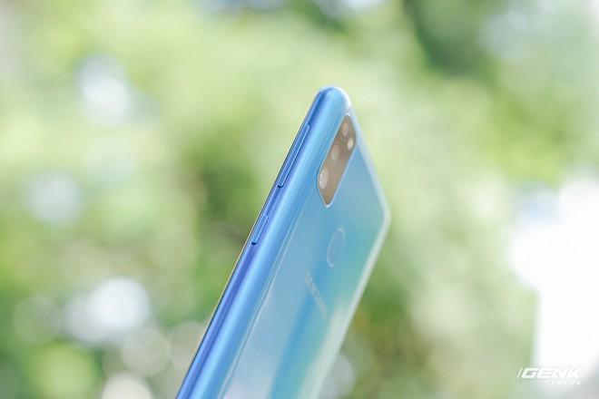 Trên tay Galaxy M30s: 3 tùy chọn màu sắc, cụm camera mới, pin 6.000 mAh, giá 6.99 triệu đồng - Ảnh 10.
