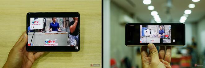 Khác biệt hoàn toàn với các đối thủ, Samsung Galaxy Fold thực sự là smartphone cao cấp nhất thị trường Việt Nam - Ảnh 2.
