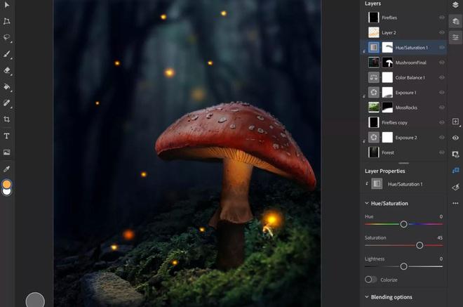 Adobe hứng chịu review tiêu cực từ những người dùng Photoshop iPad - Ảnh 1.