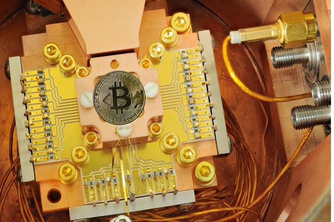 Can Google's quantum supercomputer mine the remaining 3 million bitcoins?