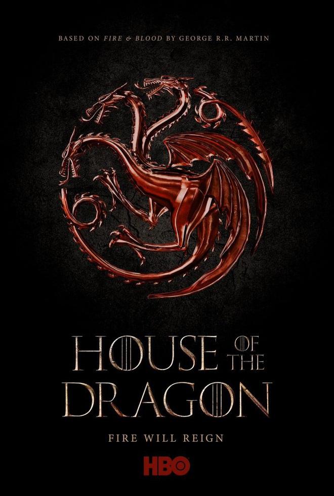 Tiểu thuyết gia George R. R. Martin bất ngờ hé lộ poster đầu tiên của series tiền truyện Game of Thrones - Ảnh 2.