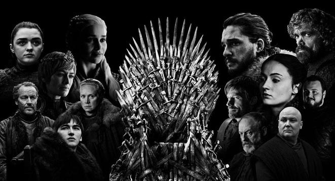 Tiểu thuyết gia George R. R. Martin bất ngờ hé lộ poster đầu tiên của series tiền truyện Game of Thrones - Ảnh 1.