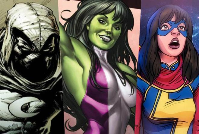 Chủ tịch Marvel Studio: 3 siêu anh hùng mới sẽ gia nhập MCU, nhưng fan mà không theo dõi họ trên Disney+ là sẽ thành bò lạc ngay - Ảnh 1.