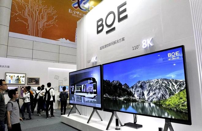 BOE, đối thủ của Samsung Display bắt đầu sản xuất hàng loạt tấm nền Micro OLED - Ảnh 1.