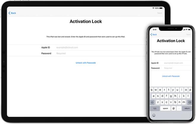 Phá iCloud trên iPhone thành công bằng lỗ hổng của Apple - Ảnh 1.