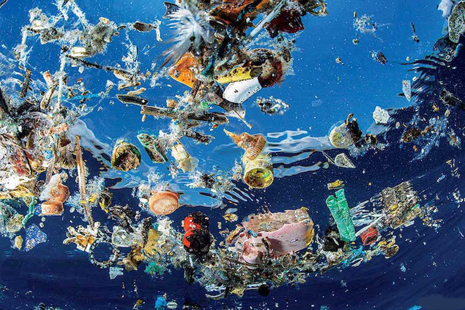 Nhựa trôi nổi trên biển chỉ chiếm 2% tổng lượng rác thải con người đổ vào đại dương, 98% còn lại đã đi đâu? - Ảnh 1.