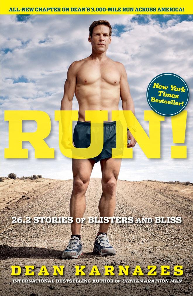 Siêu nhân đời thật - người đàn ông chạy 3 ngày 3 đêm không mệt mỏi - Ảnh 4.