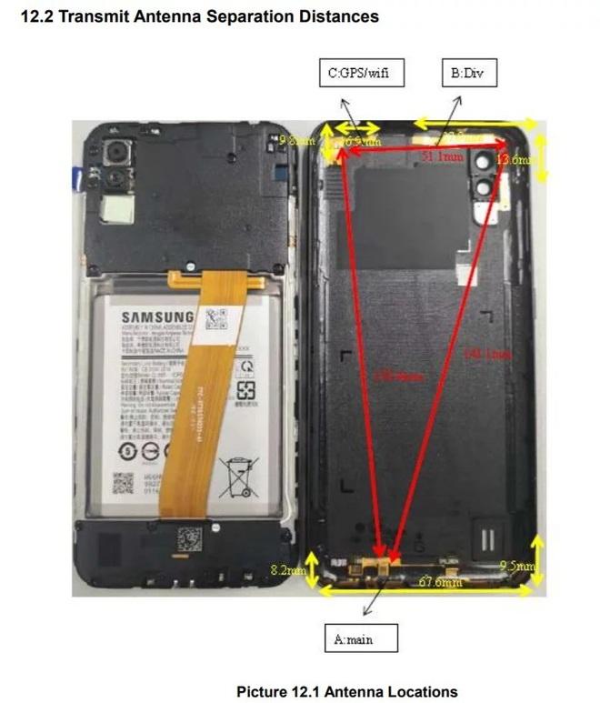 Hết kiểu đặt tên, Samsung sắp bán Galaxy A01 với camera kép, pin 3.000 mAh, do công ty Trung Quốc sản xuất - Ảnh 1.