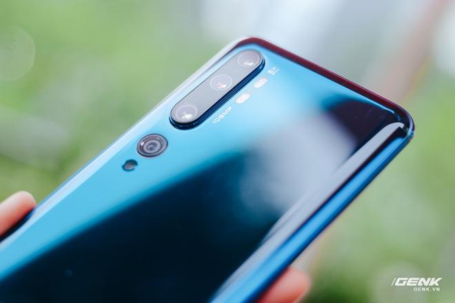 Trên tay Xiaomi Mi CC9 Pro tại VN: 5 camera 108MP đứng đầu DxOMark, Snapdragon 730G, giá 11 triệu đồng - Ảnh 8.