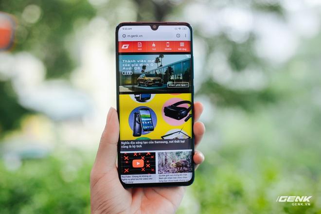 Trên tay Xiaomi Mi CC9 Pro tại VN: 5 camera 108MP đứng đầu DxOMark, Snapdragon 730G, giá 11 triệu đồng - Ảnh 19.