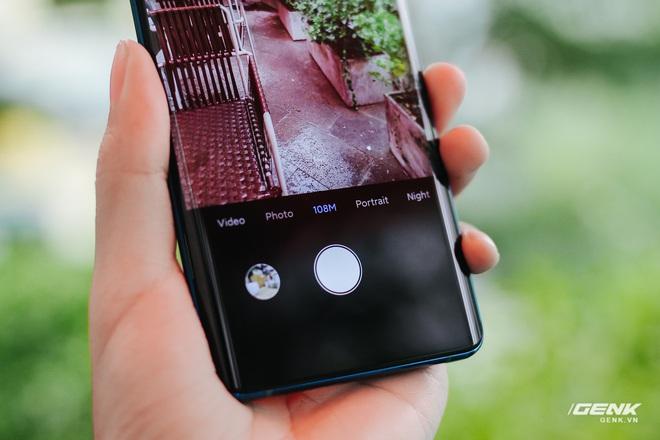 Trên tay Xiaomi Mi CC9 Pro tại VN: 5 camera 108MP đứng đầu DxOMark, Snapdragon 730G, giá 11 triệu đồng - Ảnh 9.
