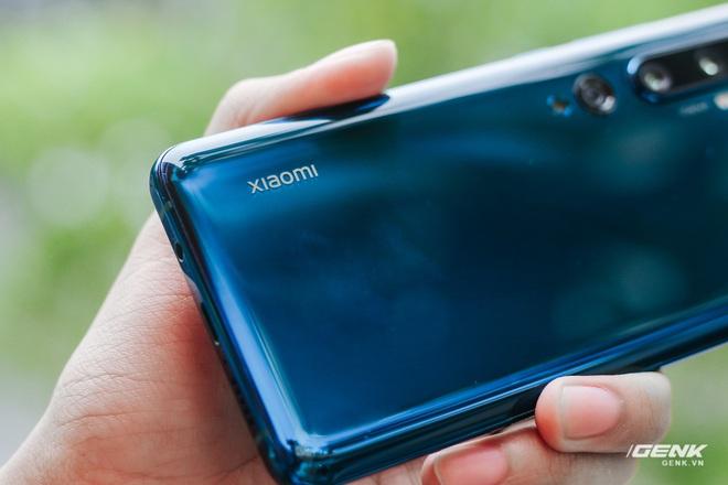 Trên tay Xiaomi Mi CC9 Pro tại VN: 5 camera 108MP đứng đầu DxOMark, Snapdragon 730G, giá 11 triệu đồng - Ảnh 12.