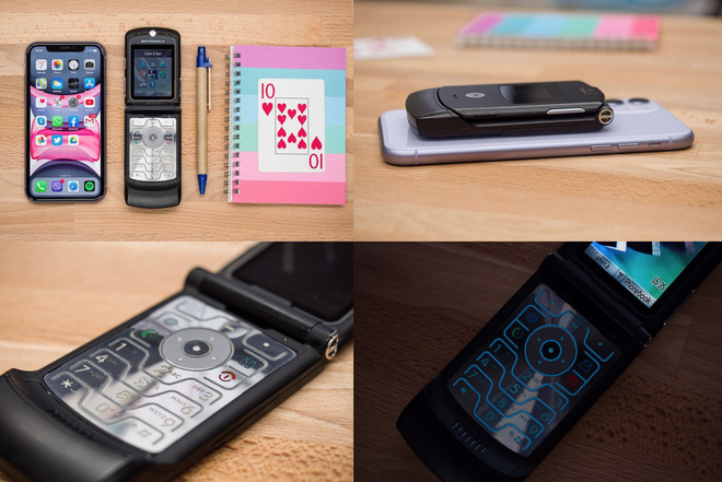 Nhìn lại Motorola RAZR V3: Chiếc dao cạo cao cấp trong mơ của nhiều người - Ảnh 4.