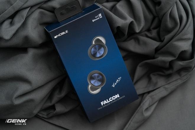 Đánh giá Noble Falcon: Con cừu đen của Thế giới tai nghe True-wireless - Ảnh 5.