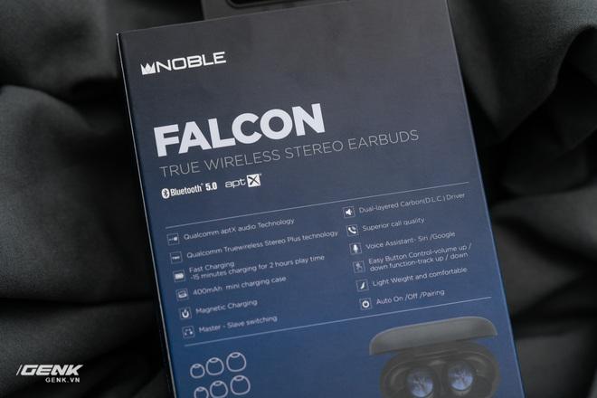 Đánh giá Noble Falcon: Con cừu đen của Thế giới tai nghe True-wireless - Ảnh 7.