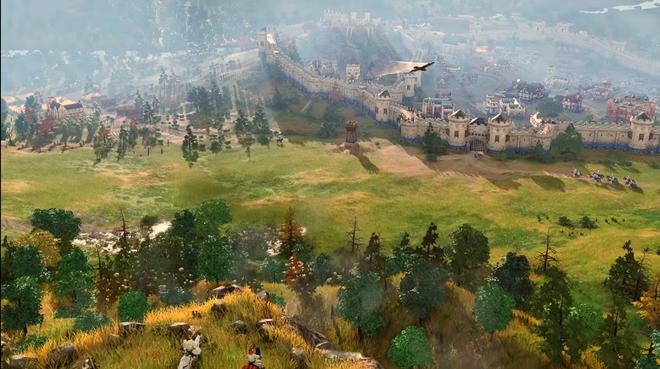 Game thủ chúng ta đã chờ 14 năm để diện kiến video đầu tiên của Đế Chế 4 - Ảnh 3.