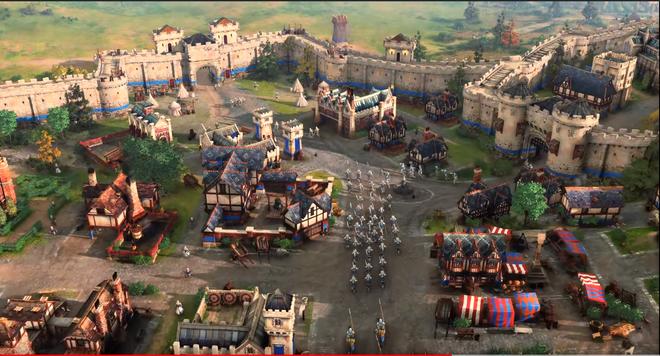 Game thủ chúng ta đã chờ 14 năm để diện kiến video đầu tiên của Đế Chế 4 - Ảnh 5.