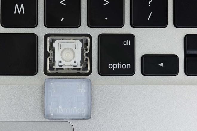 Bất ngờ chưa, bàn phím mới của MacBook Pro 16-inch 2019 thực ra không hề mới, chỉ là bản dùng lại từ 2015 - Ảnh 1.