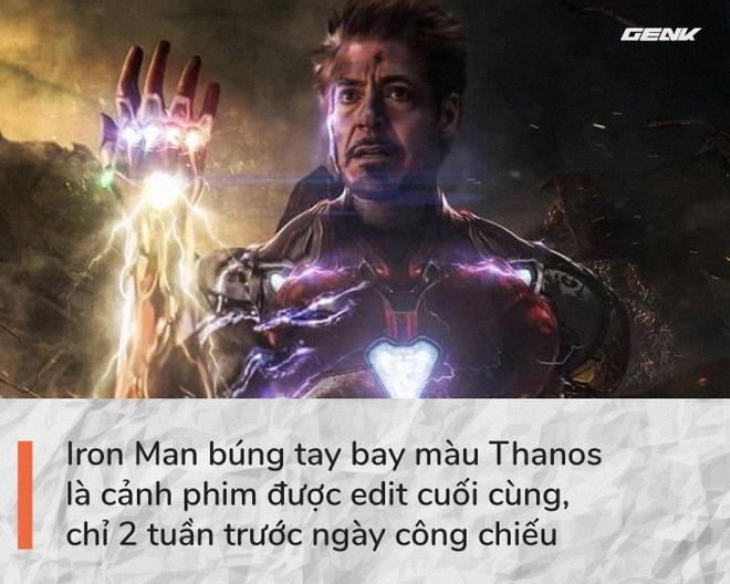 Avengers: Endgame và 11 bí mật chưa từng kể: Chỉ duy nhất Iron Man được đọc kịch bản hoàn chỉnh, câu thoại I Love You 3000 xuất phát từ con gái ruột của Robert Downey Jr - Ảnh 1.