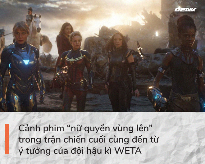 Avengers: Endgame và 11 bí mật chưa từng kể: Chỉ duy nhất Iron Man được đọc kịch bản hoàn chỉnh, câu thoại I Love You 3000 xuất phát từ con gái ruột của Robert Downey Jr - Ảnh 10.