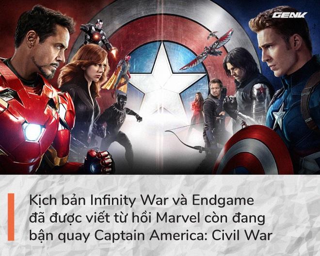 Avengers: Endgame và 11 bí mật chưa từng kể: Chỉ duy nhất Iron Man được đọc kịch bản hoàn chỉnh, câu thoại I Love You 3000 xuất phát từ con gái ruột của Robert Downey Jr - Ảnh 3.