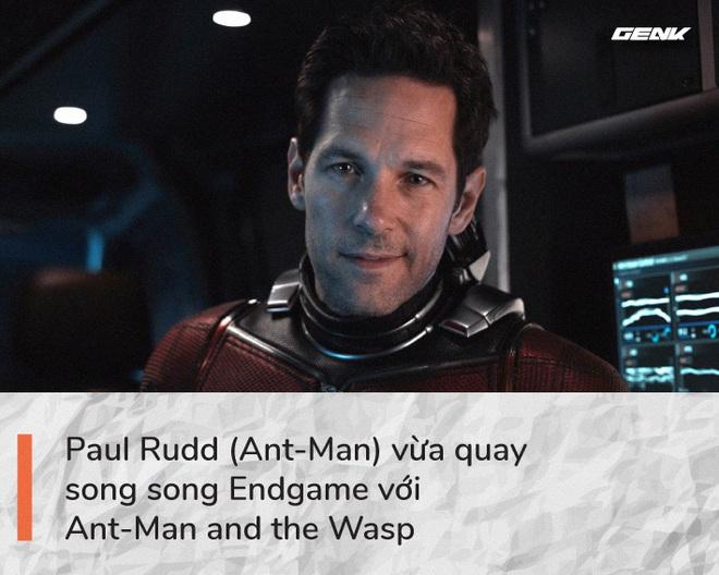 Avengers: Endgame và 11 bí mật chưa từng kể: Chỉ duy nhất Iron Man được đọc kịch bản hoàn chỉnh, câu thoại I Love You 3000 xuất phát từ con gái ruột của Robert Downey Jr - Ảnh 6.