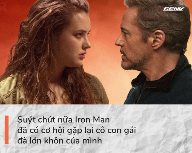 Avengers: Endgame và 11 bí mật chưa từng kể: Chỉ duy nhất Iron Man được đọc kịch bản hoàn chỉnh, câu thoại I Love You 3000 xuất phát từ con gái ruột của Robert Downey Jr - Ảnh 8.