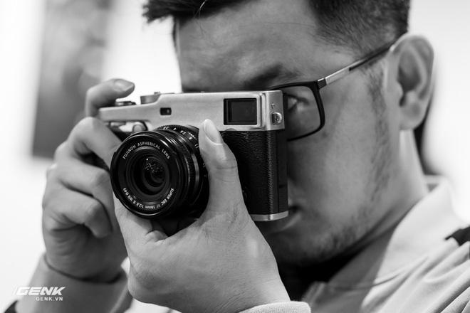 Trên tay máy ảnh màn hình giấu Fujifilm X-Pro3: Thiết kế đặc biệt, chất liệu cao cấp, giá khá cao - Ảnh 2.