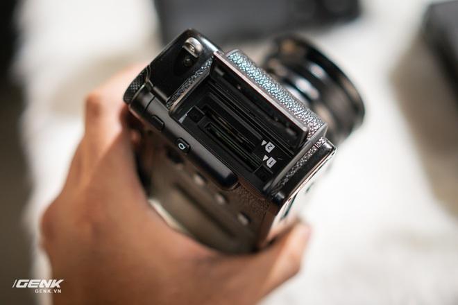 Trên tay máy ảnh màn hình giấu Fujifilm X-Pro3: Thiết kế đặc biệt, chất liệu cao cấp, giá khá cao - Ảnh 4.