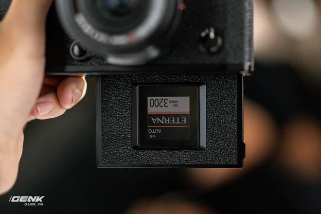 Trên tay máy ảnh màn hình giấu Fujifilm X-Pro3: Thiết kế đặc biệt, chất liệu cao cấp, giá khá cao - Ảnh 13.