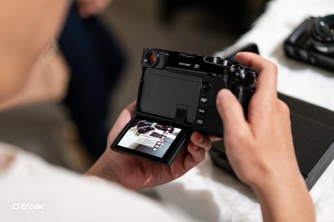 Trên tay máy ảnh màn hình giấu Fujifilm X-Pro3: Thiết kế đặc biệt, chất liệu cao cấp, giá khá cao - Ảnh 11.