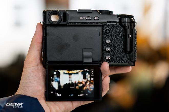 Trên tay máy ảnh màn hình giấu Fujifilm X-Pro3: Thiết kế đặc biệt, chất liệu cao cấp, giá khá cao - Ảnh 8.