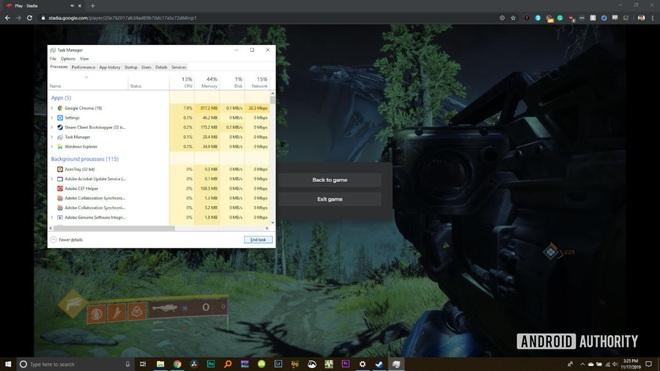 [Vietsub] Mời bạn xem video đánh giá Google Stadia: Có thể stream game chất lượng 4K 60fps, độ trễ chấp nhận được, nhưng cực kỳ ngốn dung lượng mạng - Ảnh 10.
