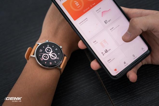 Đánh giá Huawei Watch GT2: Phần mềm kéo đuôi phần cứng - Ảnh 15.