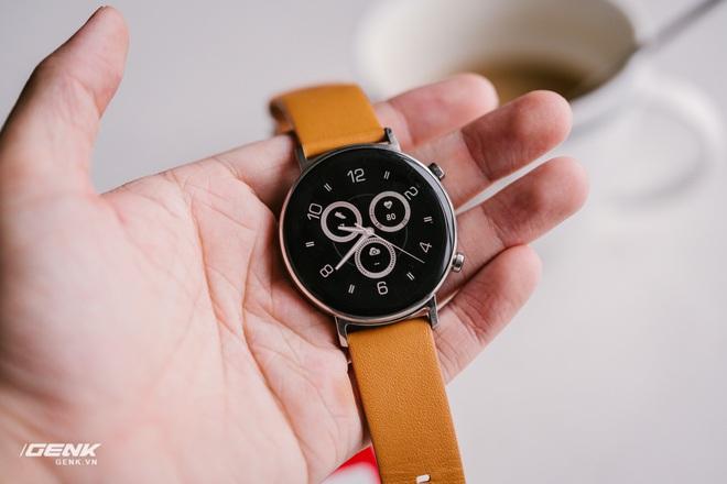 Đánh giá Huawei Watch GT2: Phần mềm kéo đuôi phần cứng - Ảnh 13.