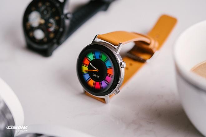 Đánh giá Huawei Watch GT2: Phần mềm kéo đuôi phần cứng - Ảnh 12.