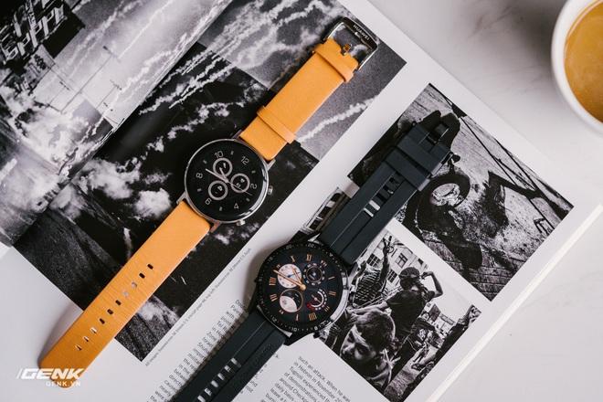 Đánh giá Huawei Watch GT2: Phần mềm kéo đuôi phần cứng - Ảnh 1.