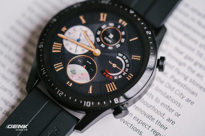 Đánh giá Huawei Watch GT2: Phần mềm kéo đuôi phần cứng - Ảnh 3.