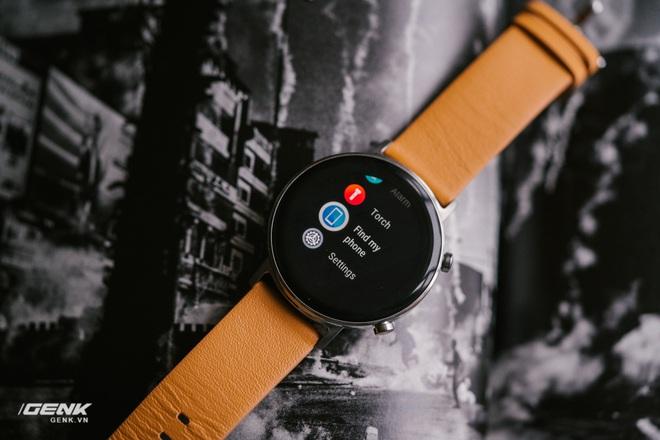 Đánh giá Huawei Watch GT2: Phần mềm kéo đuôi phần cứng - Ảnh 6.