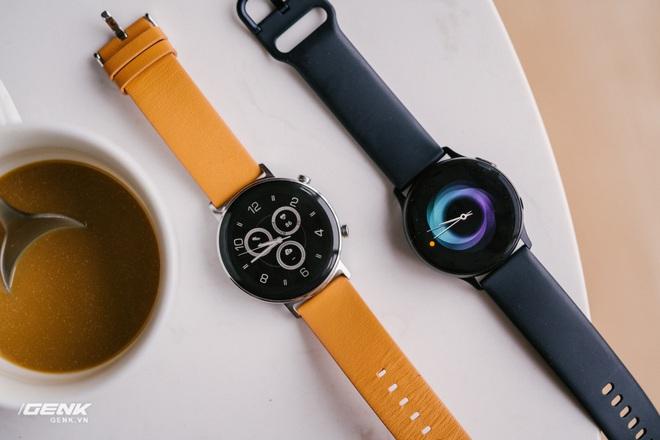 Đánh giá Huawei Watch GT2: Phần mềm kéo đuôi phần cứng - Ảnh 9.