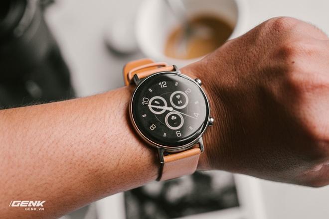 Đánh giá Huawei Watch GT2: Phần mềm kéo đuôi phần cứng - Ảnh 19.