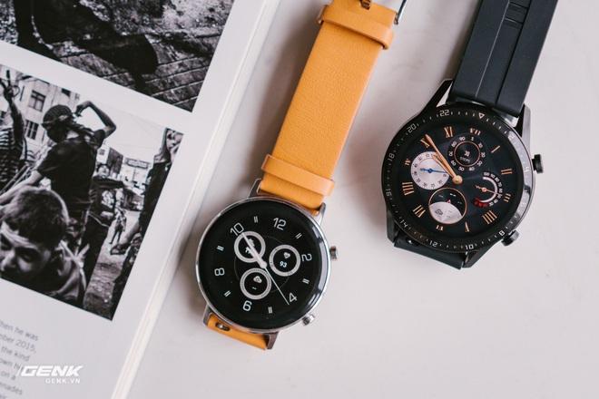 Đánh giá Huawei Watch GT2: Phần mềm kéo đuôi phần cứng - Ảnh 2.