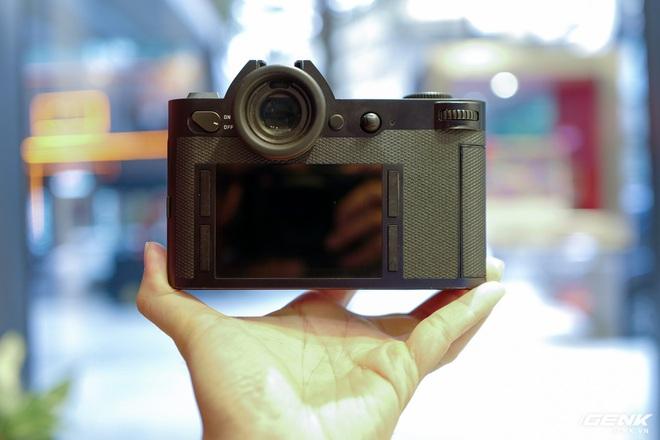 Trên tay máy ảnh không gương lật dành cho 1% dân số Leica SL2: Thiết kế sang, cảm biến 47MP, giá gần 160 triệu đồng - Ảnh 15.