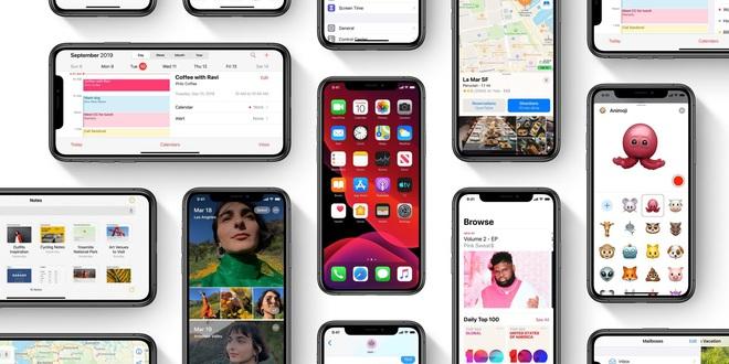 Apple ra mắt bản cập nhật iOS 13.2.3: Tiếp tục sửa lỗi ứng dụng nền, email và tin nhắn - Ảnh 1.