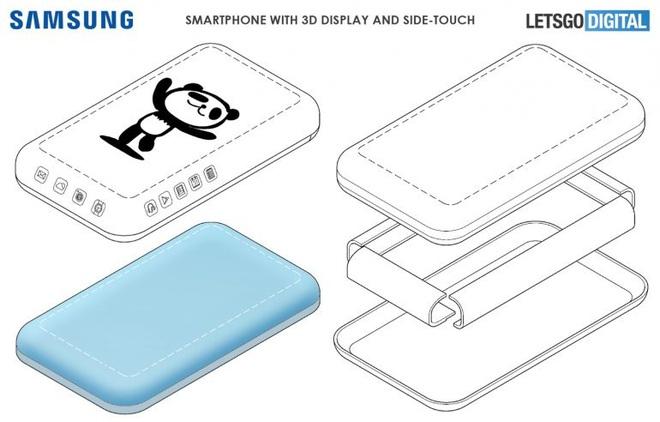 Samsung đang nghiên cứu một thiết kế smartphone siêu dị, không giống bất kỳ chiếc Galaxy nào trước đây - Ảnh 2.