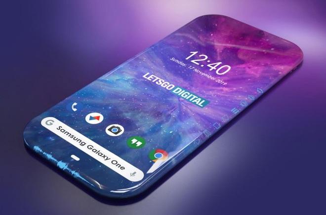 Samsung đang nghiên cứu một thiết kế smartphone siêu dị, không giống bất kỳ chiếc Galaxy nào trước đây - Ảnh 3.