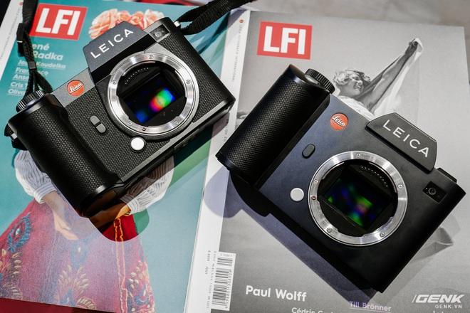 Trên tay máy ảnh không gương lật dành cho 1% dân số Leica SL2: Thiết kế sang, cảm biến 47MP, giá gần 160 triệu đồng - Ảnh 5.