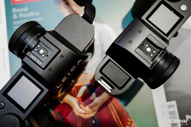 Trên tay máy ảnh không gương lật dành cho 1% dân số Leica SL2: Thiết kế sang, cảm biến 47MP, giá gần 160 triệu đồng - Ảnh 11.