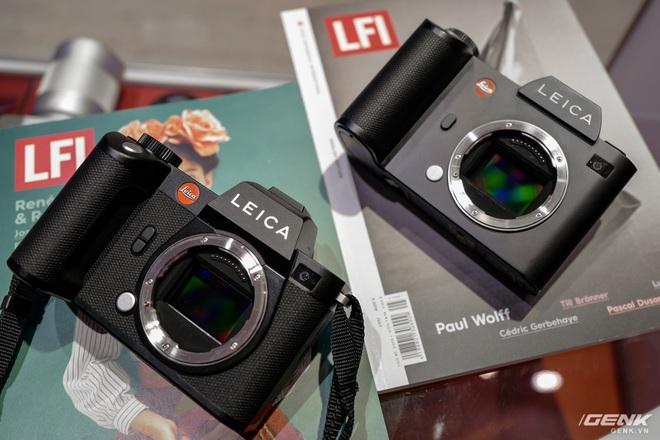 Trên tay máy ảnh không gương lật dành cho 1% dân số Leica SL2: Thiết kế sang, cảm biến 47MP, giá gần 160 triệu đồng - Ảnh 16.