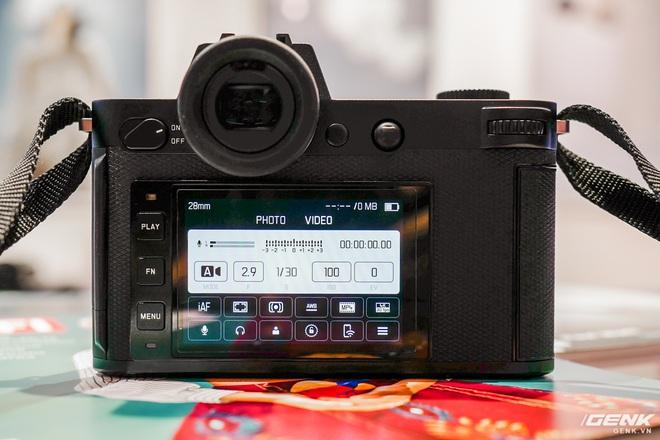 Trên tay máy ảnh không gương lật dành cho 1% dân số Leica SL2: Thiết kế sang, cảm biến 47MP, giá gần 160 triệu đồng - Ảnh 14.